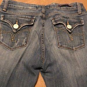 Viggos Ladies Jeans Size 7
